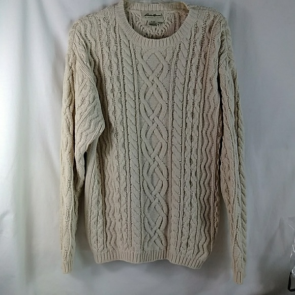 126c21a32e 3 for 15💖Eddy Bauer Chunky Sweater